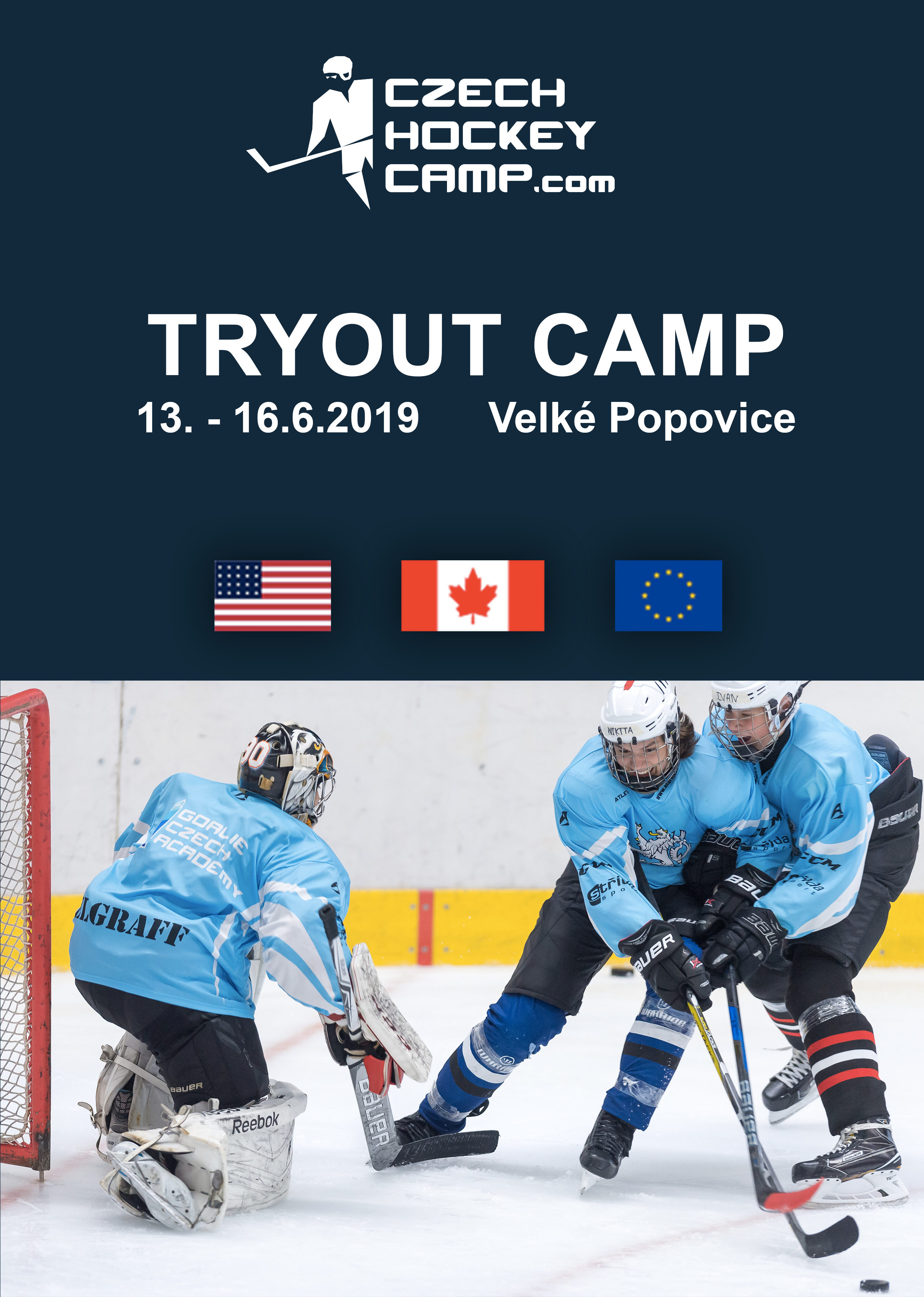 TRY OUT CAMP