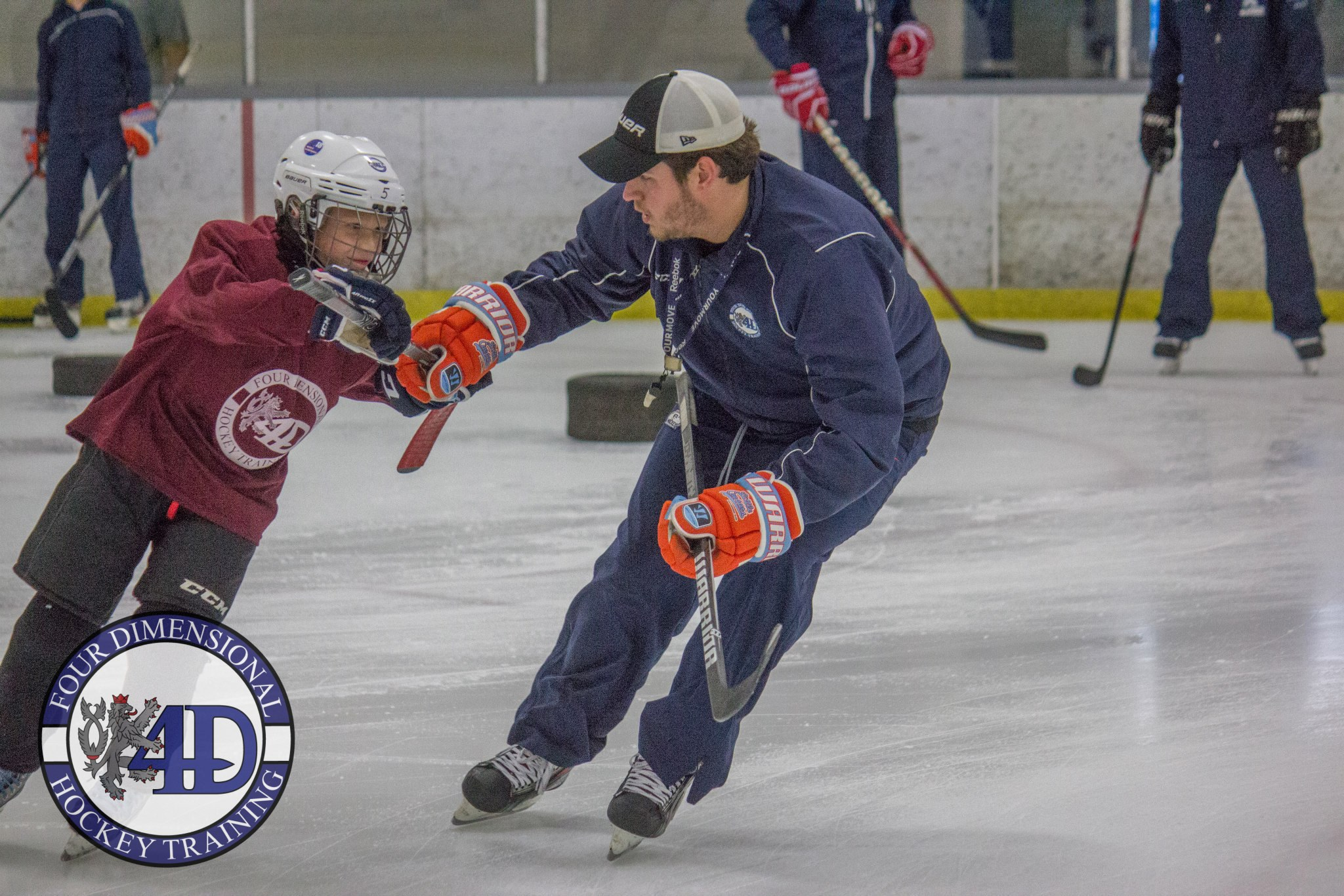 4D Hockey US Camp