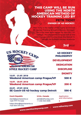 4D Hockey Camp