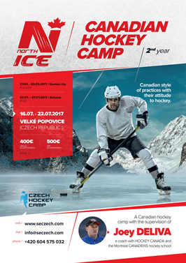 North Ice Hockey Camp