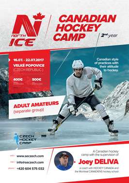 North Ice Hockey Camp for Adult Amateurs